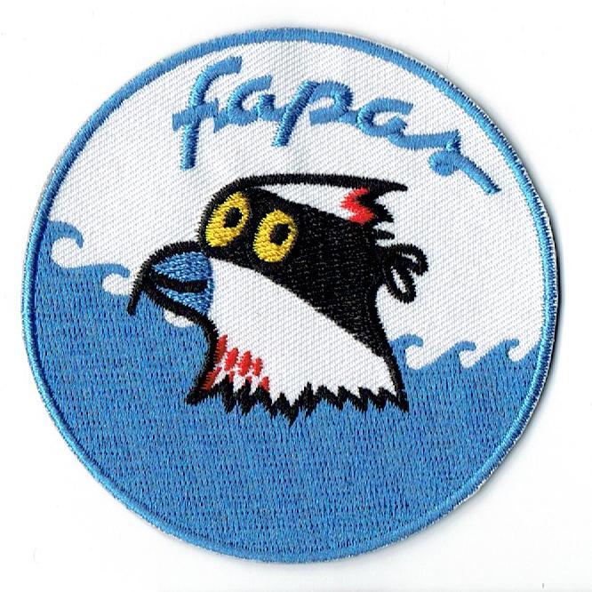 Fapas Emblema águila pescadora