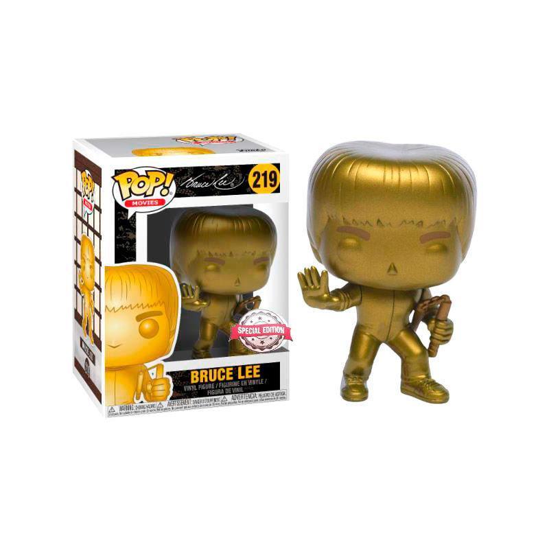Bruce Lee Gold