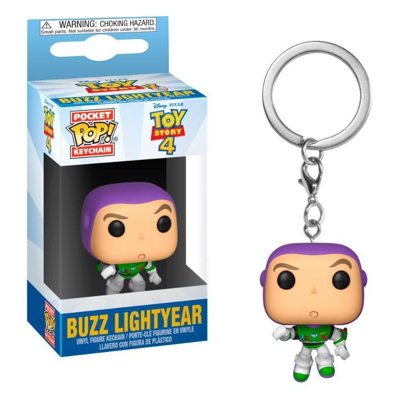 Llavero Buzz Lightyear