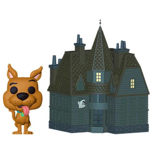 Scooby Doo y Mansion Embrujada