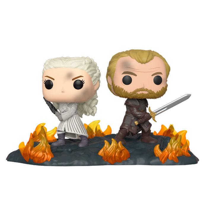 Daenerys y Jorah