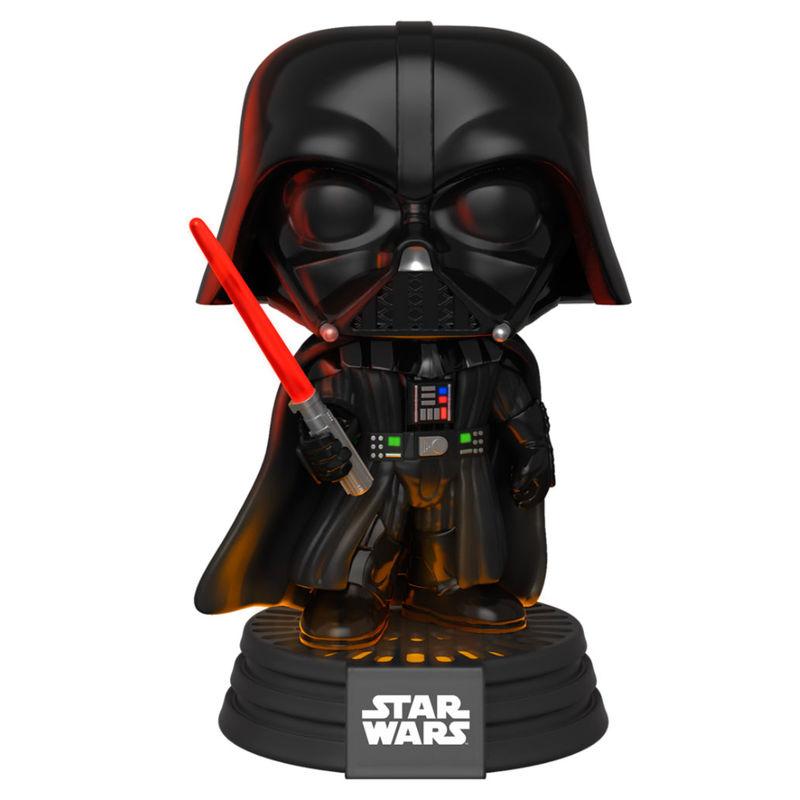 Darth Vader Electronico ( luz y sonido)