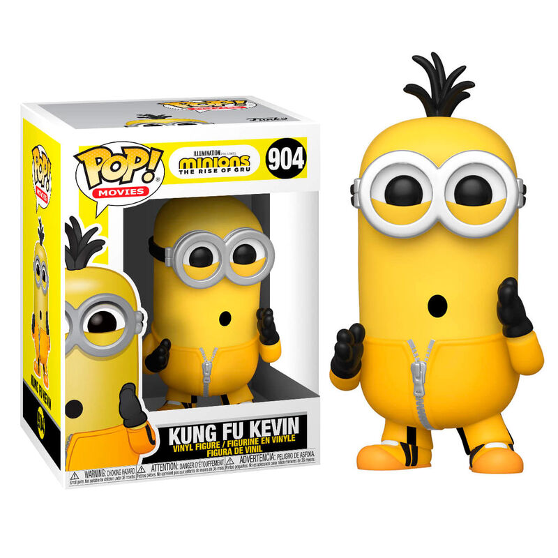 Kung Fu Kevin