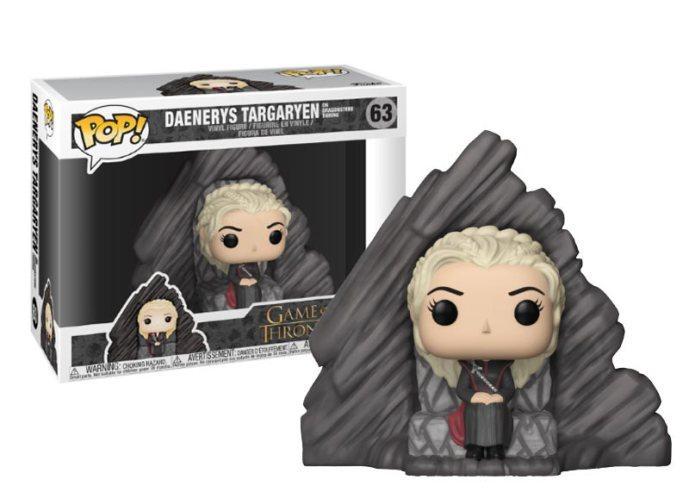 Daenerys Trono Rocadragon