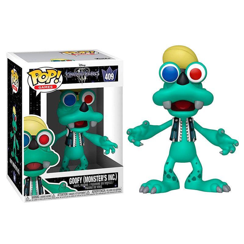 Goofy Monsters Inc