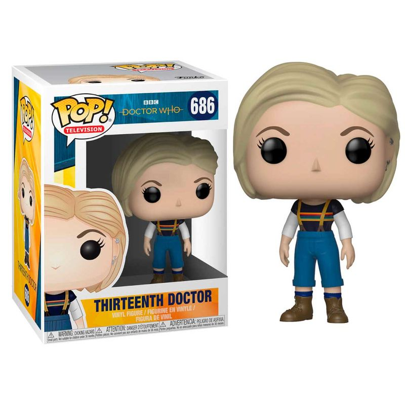 13 th Doctor Who