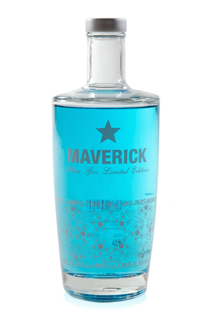 Maverick iBlue Gin Limited Edition