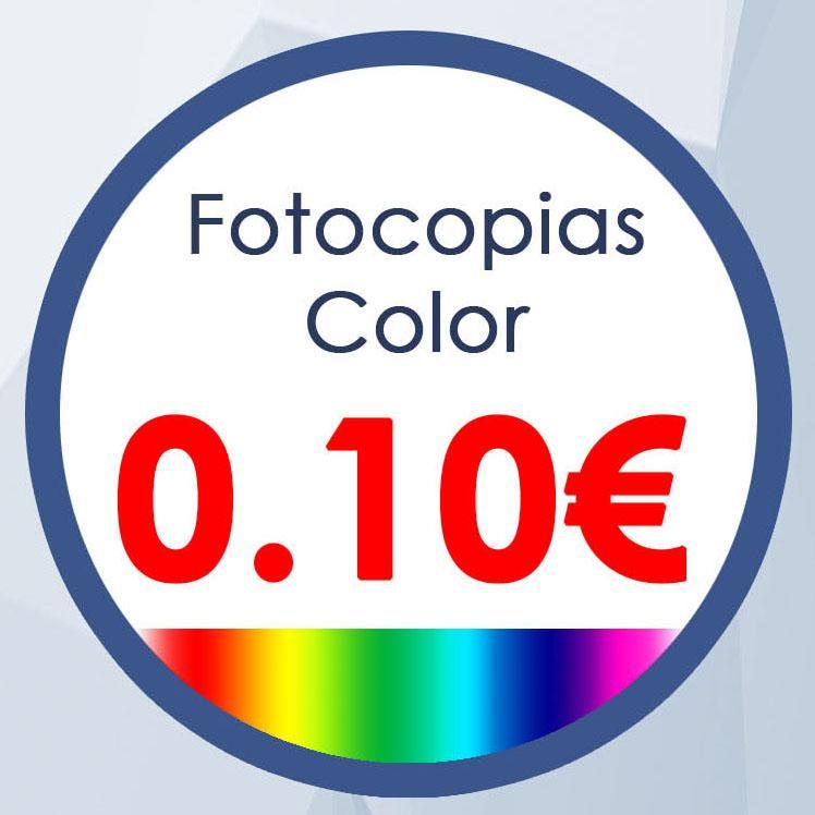 Fotocopia Color
