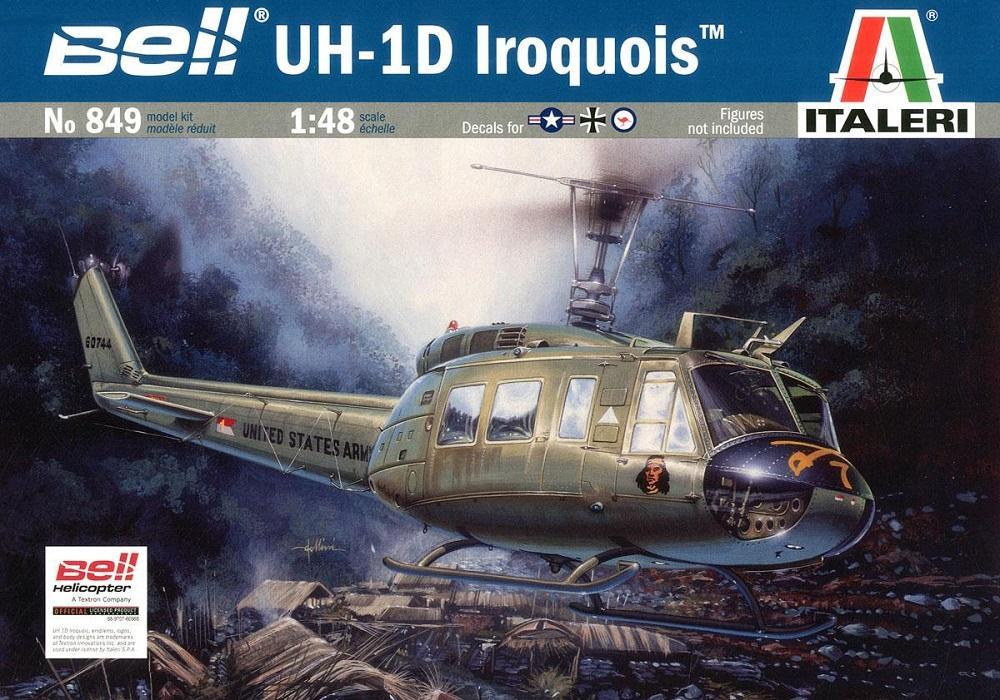 ITALERI 0849 Bell UH-1D 'Iroquois'