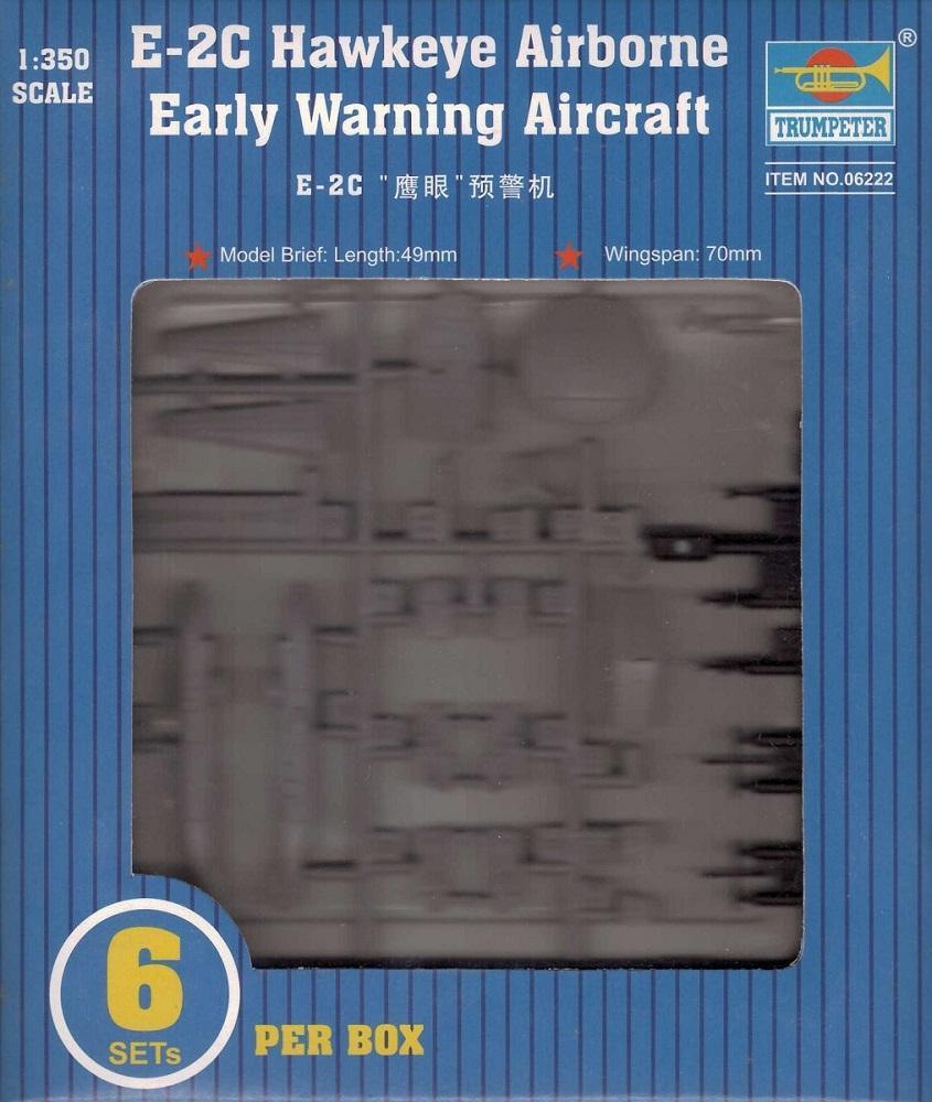 TRUMPETER 06222 Grumman E-2C 'Hawkeye'