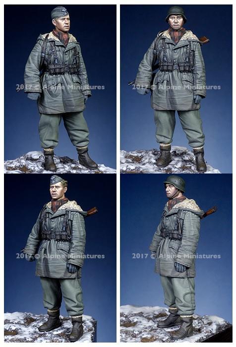 ALPINE MINIATURES 35236 WSS Grenadier at Kharkov