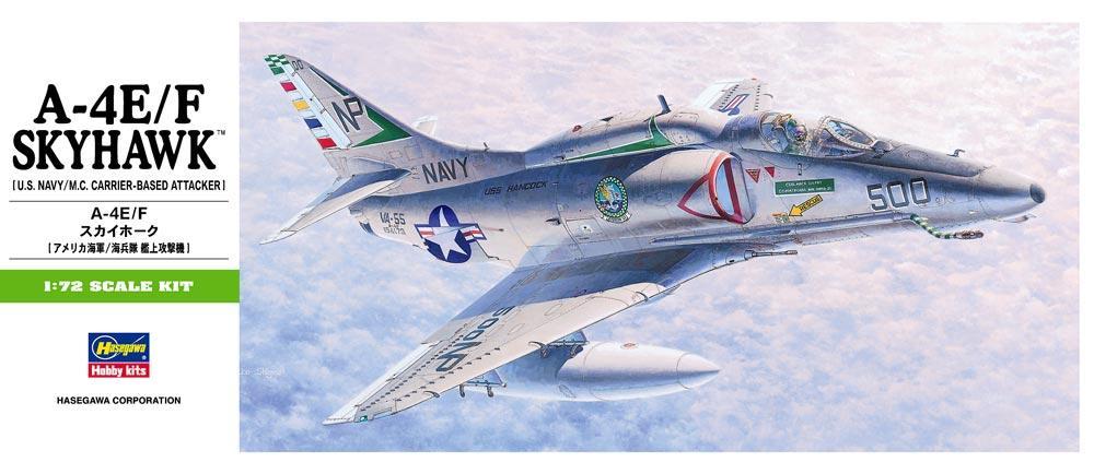 HASEGAWA 00239 Douglas A-4E/F 'Skyhawk'