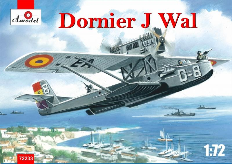 AMODEL 72233 Dornier Do J 'Wal' (Spanish Republic Air Force)