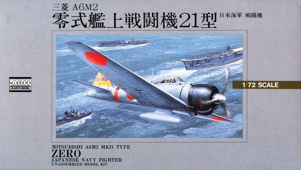 ARII 53005 Mitsubishi A6M2 Zero Type 21