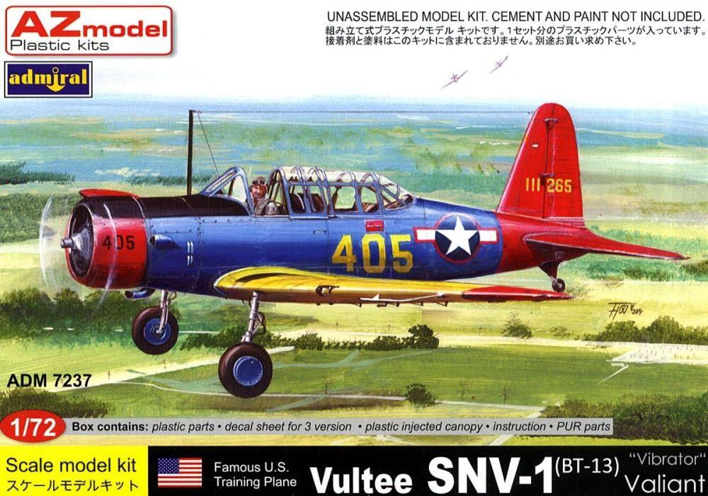 ADMIRAL - AZ MODEL 7237 Vultee BT-13 'Valiant' (U.S. Navy Trainer)