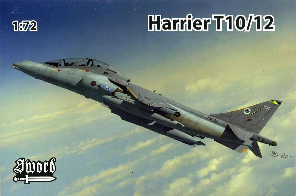 SWORD 72099 BAe Harrier T.10/12