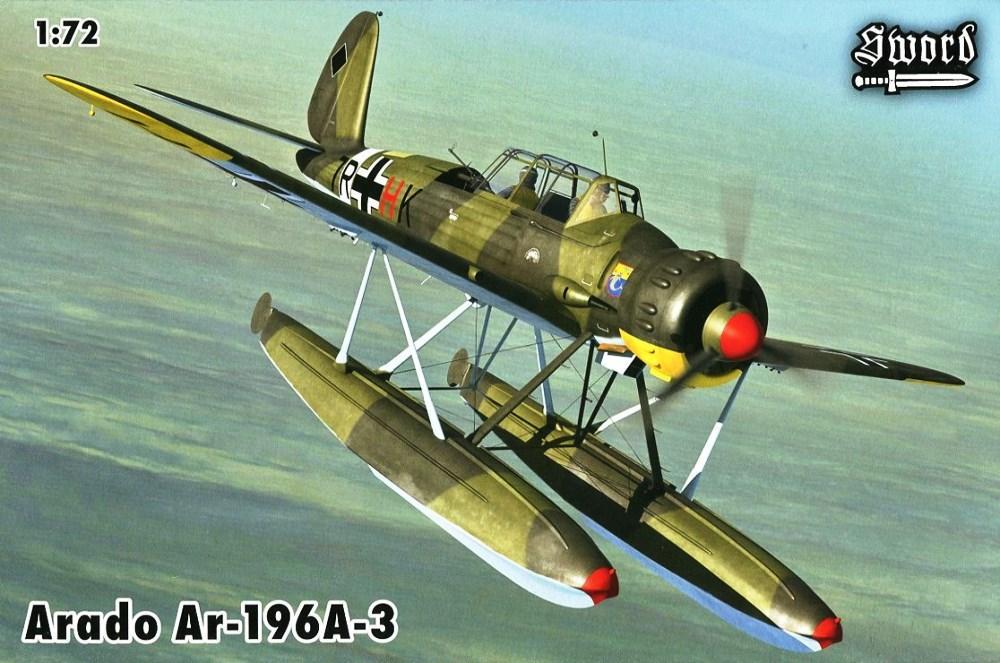 SWORD 72085 Arado Ar 196A-3