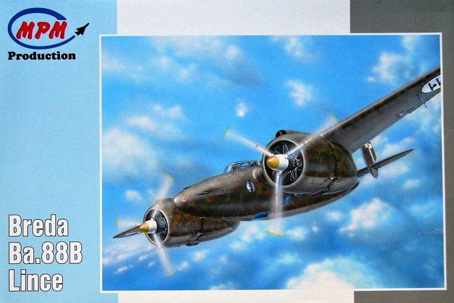 MPM 72538 Breda Ba.88B 'Lince'