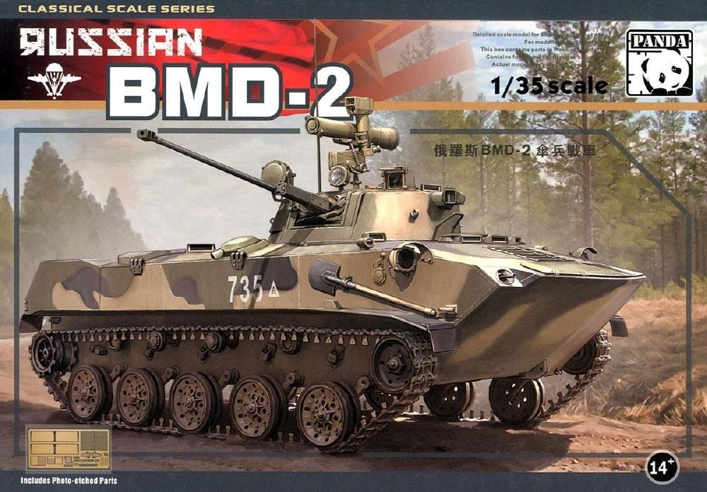 PANDA HOBBY 35009 Russian BMD-2
