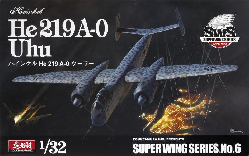 ZOUKEI-MURA SWS3206 Heinkel He 219 'Uhu'