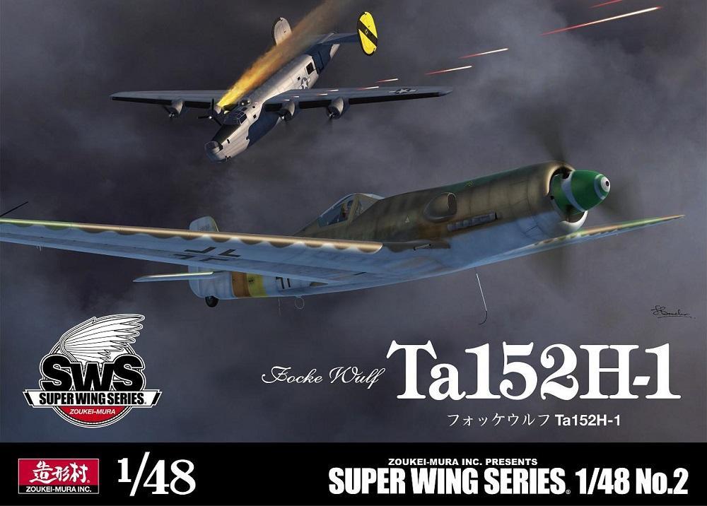 ZOUKEI-MURA SWS4802 Focke-Wulf Ta 152 H-1