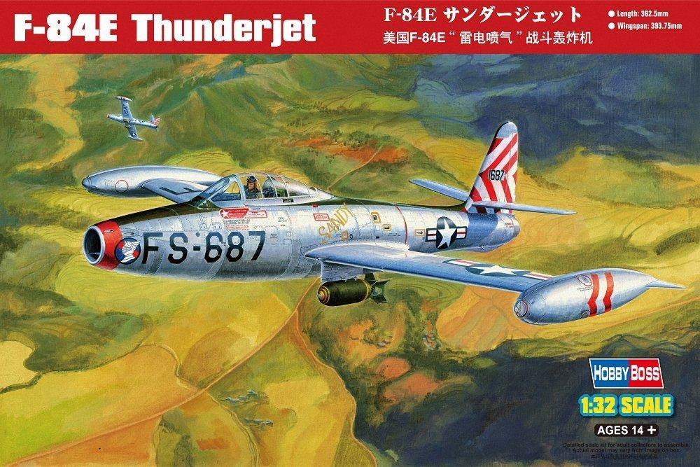 HOBBYBOSS 83207 Republic F-84E 'Thunderjet'