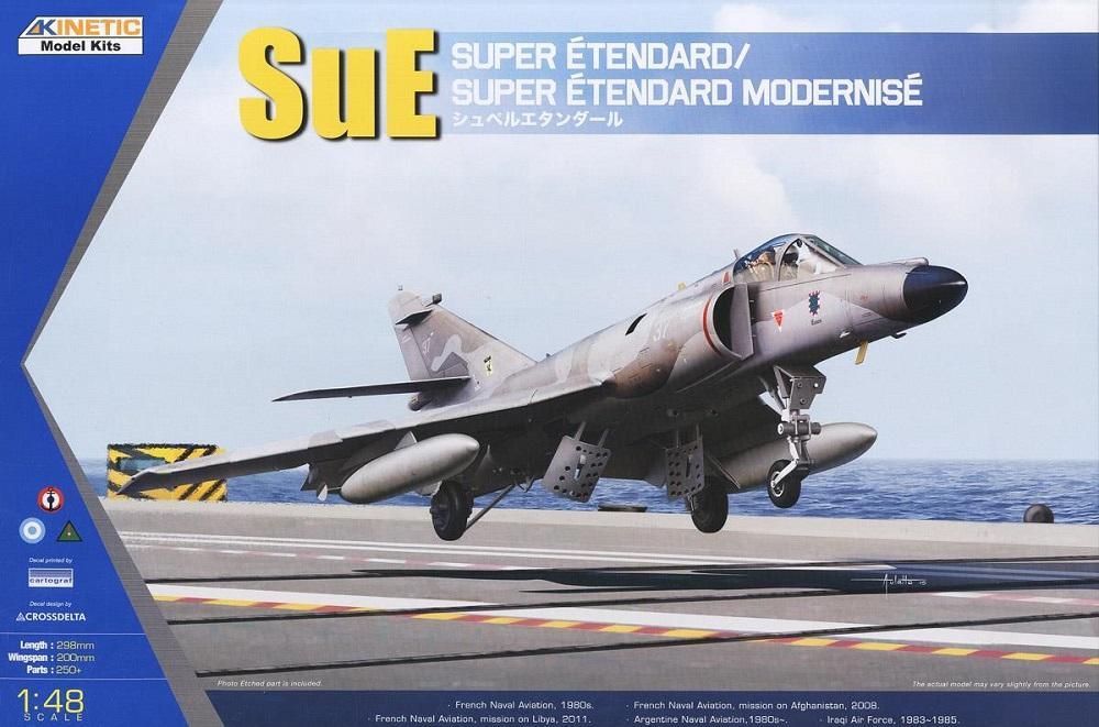 KINETIC 48061 Dassault Super Etendard