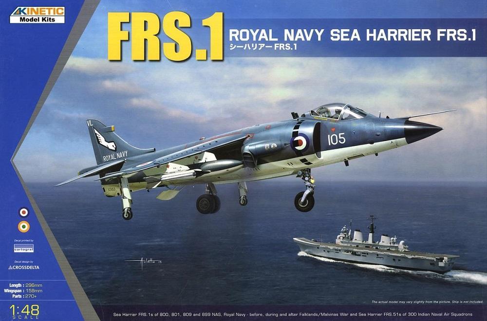 KINETIC 48035 BAe Sea Harrier FRS.1