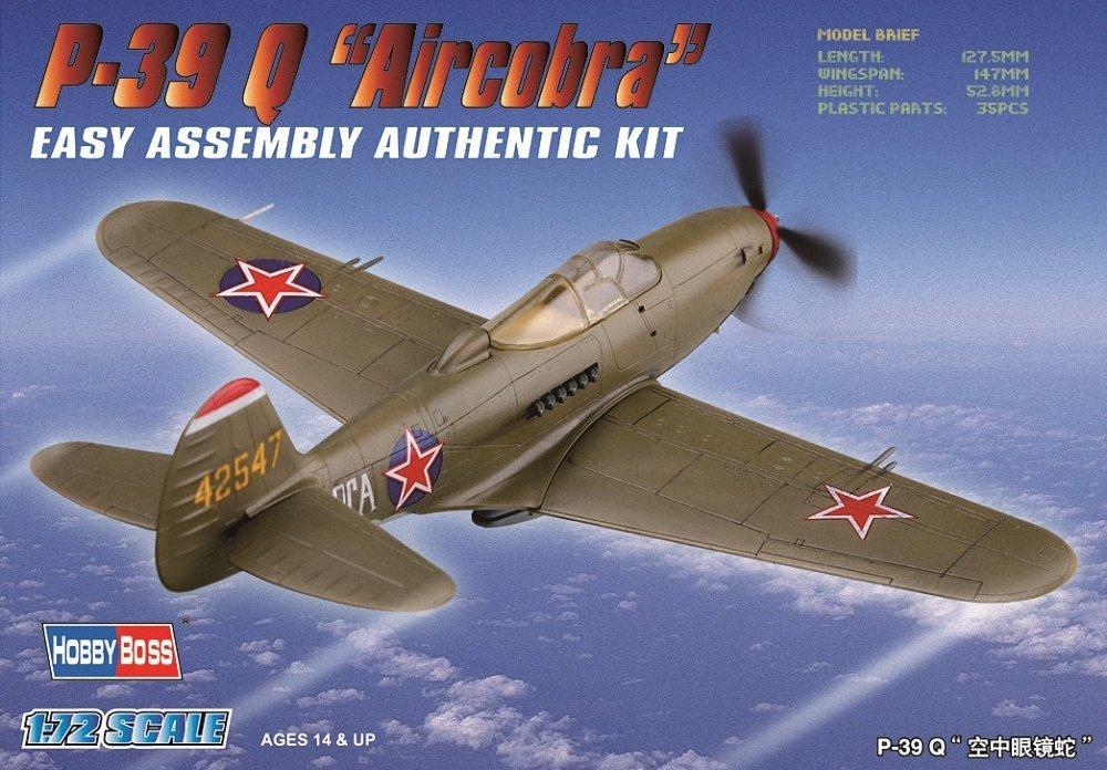 HOBBYBOSS 80240 Bell P-39Q 'Airacobra'