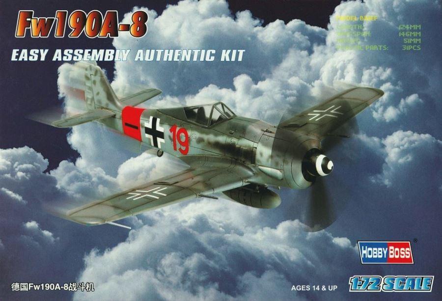 HOBBYBOSS 80244 Focke-Wulf Fw 190A-8
