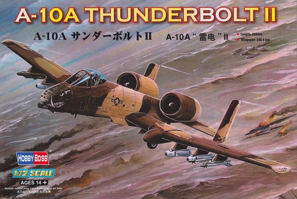 HOBBYBOSS 80266 Fairchild A-10A 'Thunderbolt II'