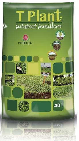 Infertosa T PLANT SUSTRATO SEMILLERO 40L