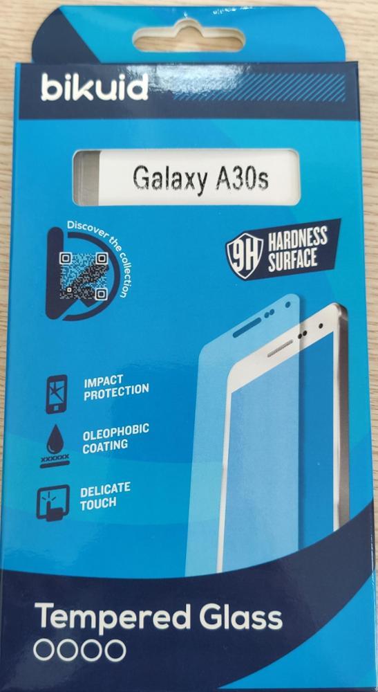 Bikuid Protector Pantalla cristal Templado Samsung A30S
