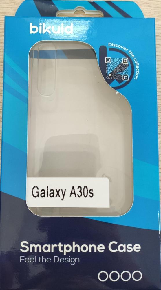 Bikuid Funda Gel Case Transparente Samsung A30s