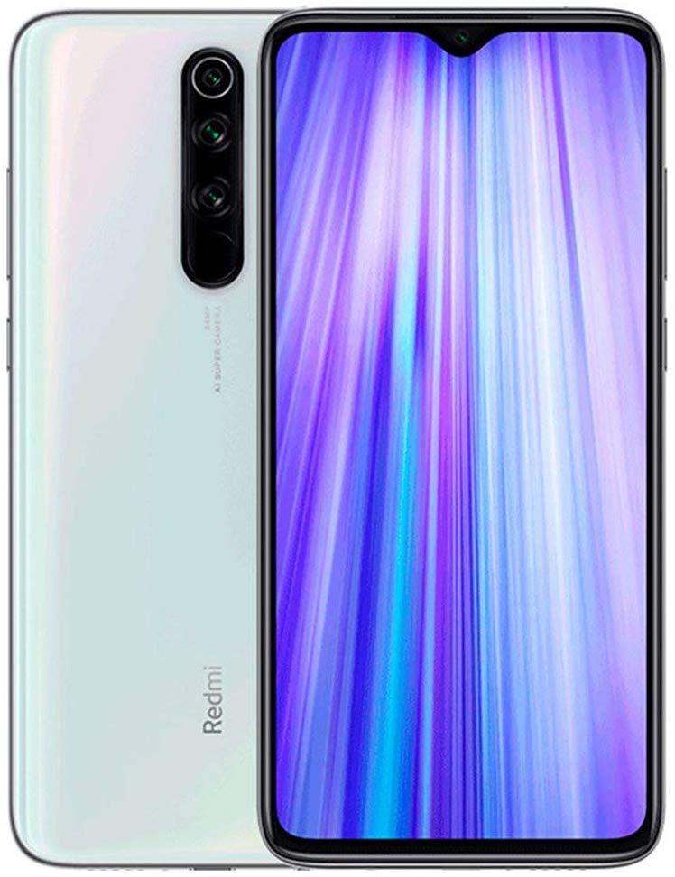 XIAOMI Smartphone REDMI NOTE 8 PRO 6GB 64GB - BLANCO