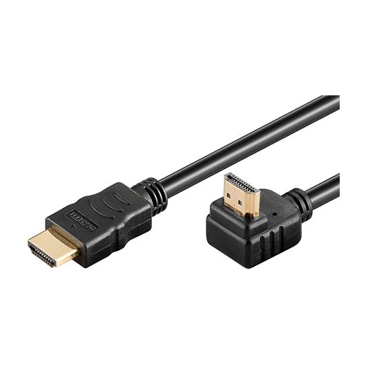 Goobay CABLE HDMI(A) A HDMI(A) 90º 2M