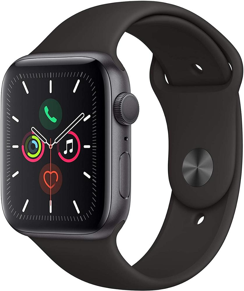 APPLE WATCH SERIE 5 - GPS - 44MM - GRIS ESPACIAL