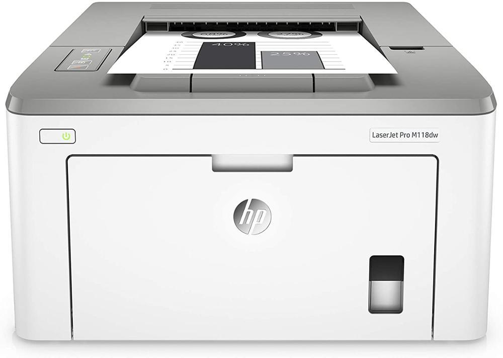 HP IMPRESORA MONOCROMO LASERJET PRO M118DW WIFI