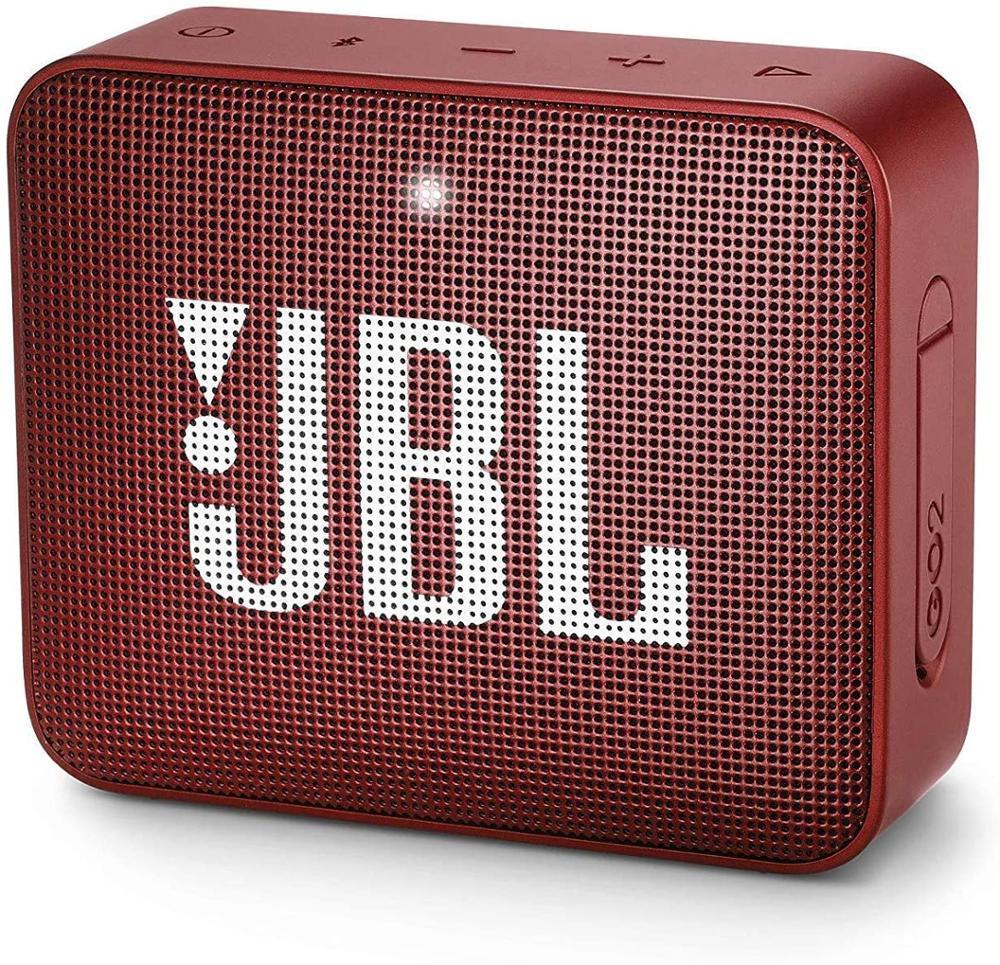 JBL GO2 ALTAVOZ BLUETOOTH - ROJO