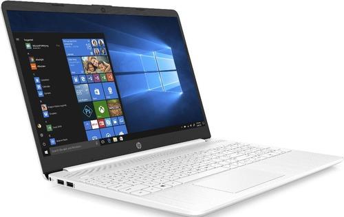 HP 15S-FQ1044NS Portatil I5-1035/8GB/SSD256GB/W10 Blanco