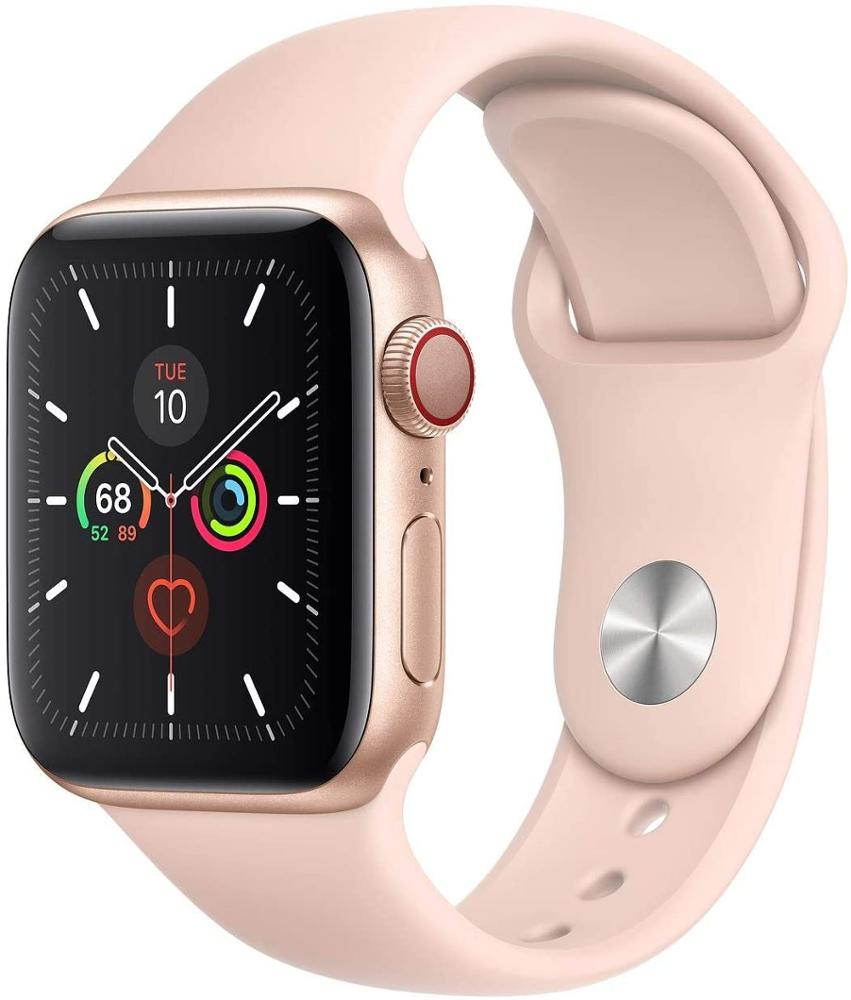 APPLE WATCH SERIE 5 - GPS - 44MM - DORADO