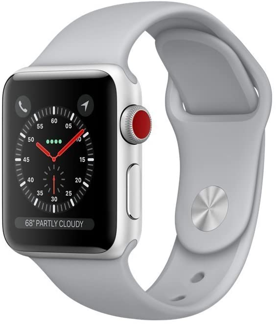 APPLE WATCH SERIE 3 GPS/CELL 42MM PLATA