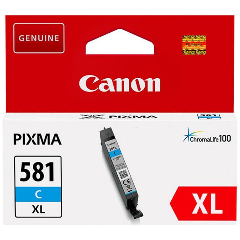 CANON CLI 581 XL CARTUCHO DE TINTA - CYAN