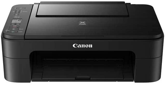 CANON TS3350 Impresora Multifuncion Tinta Color Pixma A4/Usb/Wifi/Negro