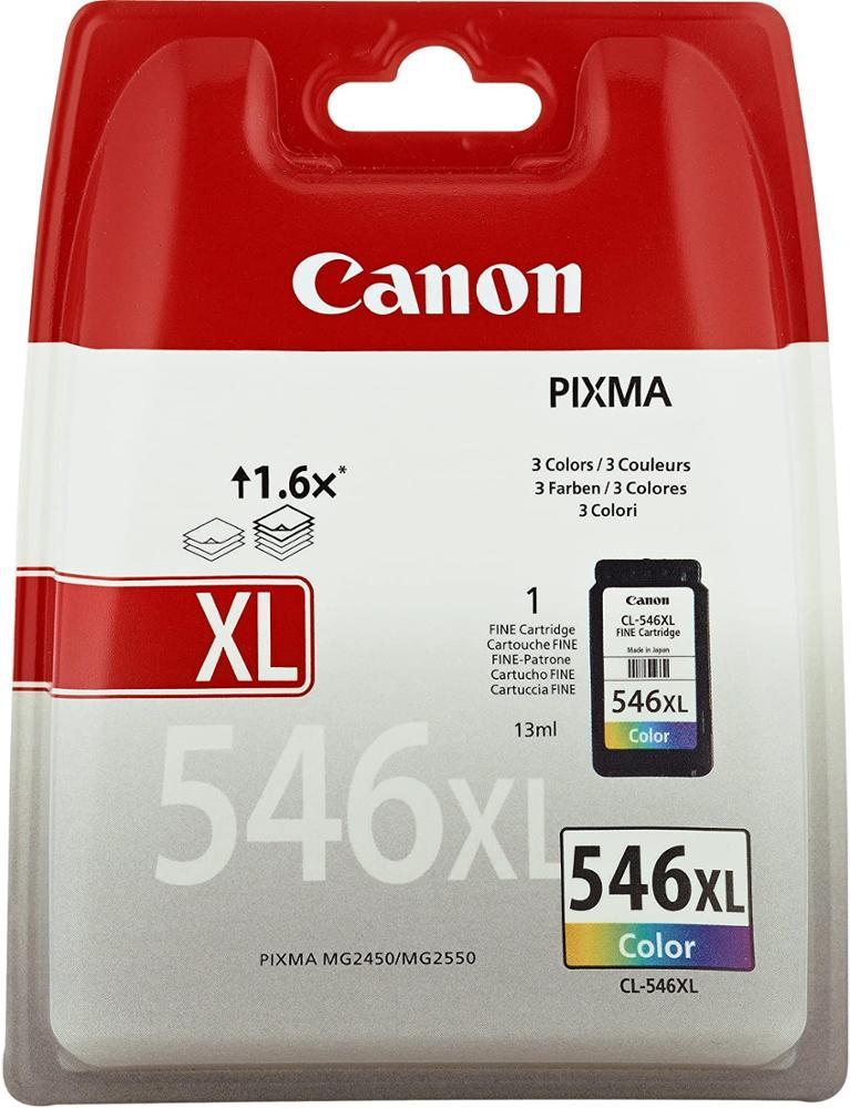 CANON CL-546XL CARTUCHO DE TINTA COLOR MG2250/2255/2550