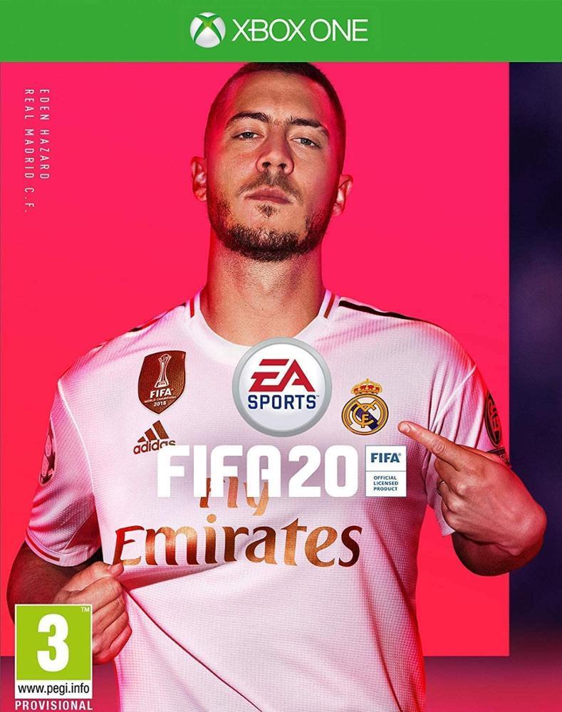 XBOX ONE JUEGO FIFA 20