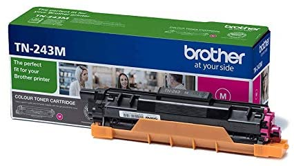BROTHER TONER TN243-M MAGENTA 1000 PAGINAS