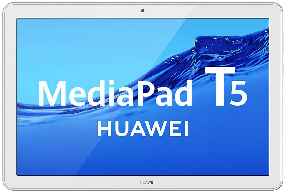 "HUAWEI MEDIAPAD T5 10"" 32GB IPS - TABLET - ORO BLANCO"