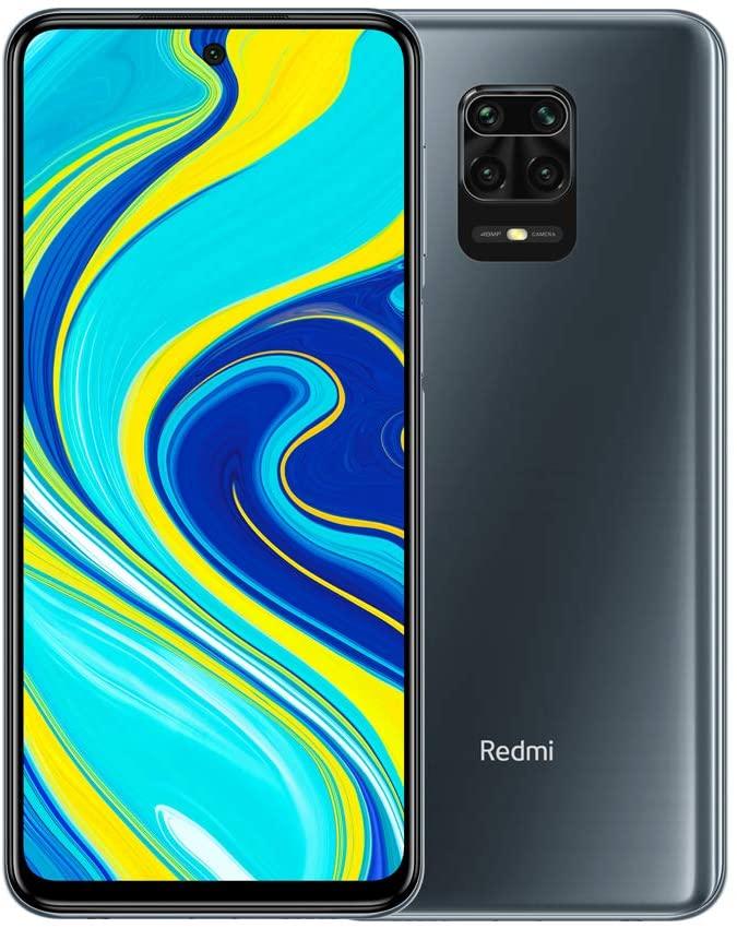 XIAOMI Smartphone REDMI NOTE 9S 4GB 64GB - GRIS