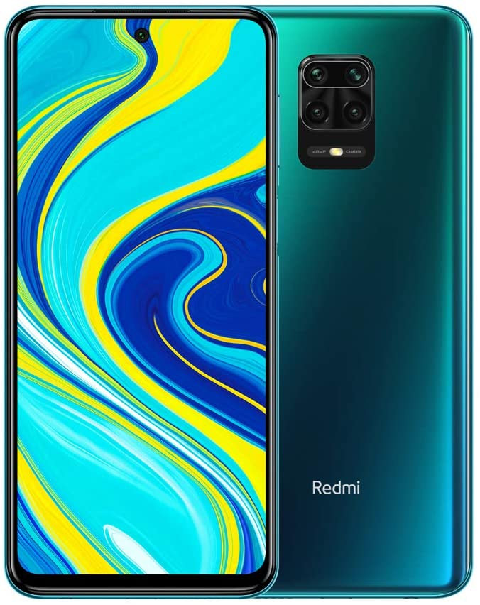 XIAOMI Smartphone REDMI NOTE 9S 4GB 64GB - AZUL